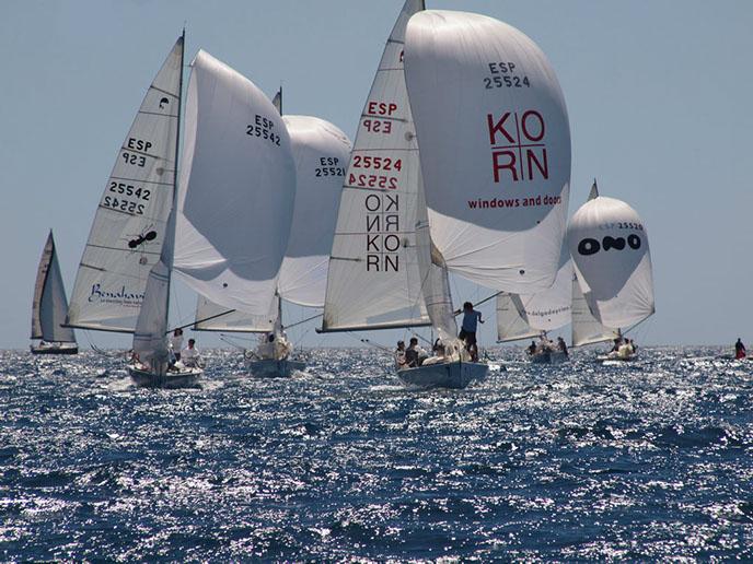 Open de España Solmarina Platu 25